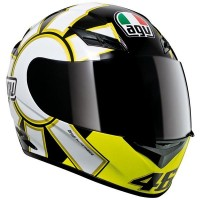 Casco Agv k3 gothic black 46