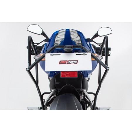 Soporte Maletas Plásticas y Aluminio Pulsar 200 NS Fire Parts