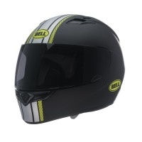 Casco Bell Qualifier hi vis rally