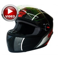 Casco Integral Naxa Carbono