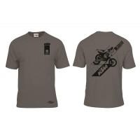 Camiseta Reto Dakar Moto