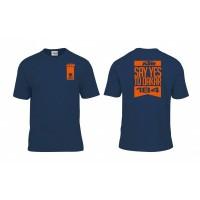Camiseta Reto Dakar KTM