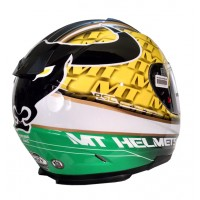 Casco Integral MT Thunder LG Bull
