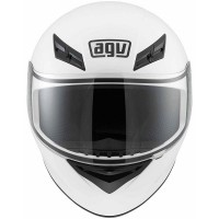 Casco AGV K3 Gloss White