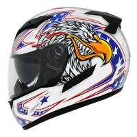 Casco THH TS-80 Integral Doble Visor