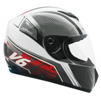 Casco Kontrol New Graphic Integral A18