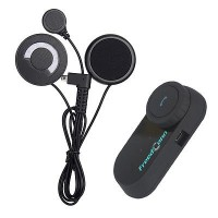 Intercomunicador Bluetooth Para Casco T-Com