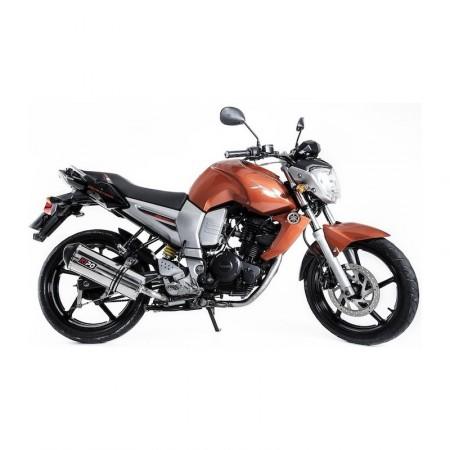 Sistema De Escape Completo Kipo - Full System Yamaha FZ16