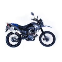 Sistema De Escape Completo Kipo - Full System AKT TT 125-150
