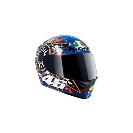 Casco Agv k3 Rossi MotoGP Helmet – Blue