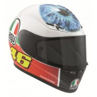 Casco Agv k3 Valentino's Eye