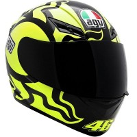 Casco Agv k3 Winter Test 2010
