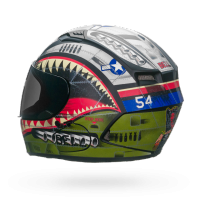 Casco Bell Qualifier DLX Devil May Care