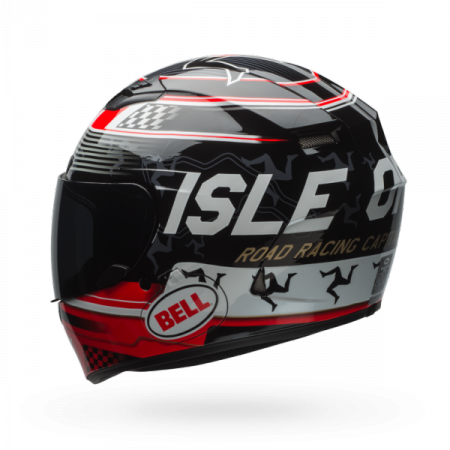 Casco Bell Qualifier DLX Isle Of Man