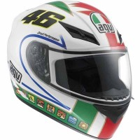 Casco AGV K3 Rossi Icon