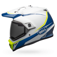 Casco Bell Mx-9 Adventure Torch