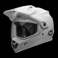 Casco Bell Mx-9 Adventure Gloss Whitte