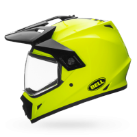 Casco Bell Mx-9 Adventure Gloss Hi-Viz