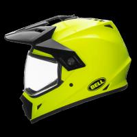 Casco Bell Mx-9 Adventure Gloss Hi-VizYellow