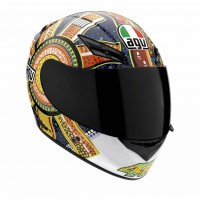 Casco Agv k3 dreamtime